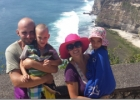 8 mėnesiai Azijos su vaikais