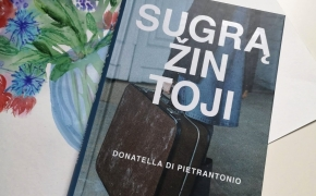 SUGRĄŽINTOJI – Donatela di Pietrantonio