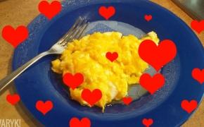 Skaniausia pasaulyje kiaušinienė :)