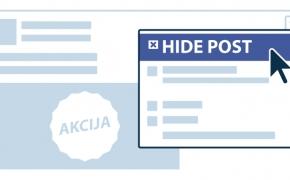Kaip išvalyti Facebook srautą nuo šiukšlių?