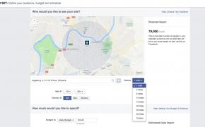 Facebook Local Awareness – nepelnytai ignoruojama reklamų rūšis