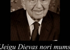 Šios dienos citata: Norman Vincent Peale apie Dievo dovanas ir problemas
