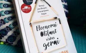 ELEONORAI OLIFANT VISKAS GERAI – Gail Honeyman