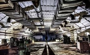 Požeminė amunicijos gamykla