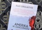 AMERIKA BE DANGORAIŽIŲ – Eglė Gerulaitytė