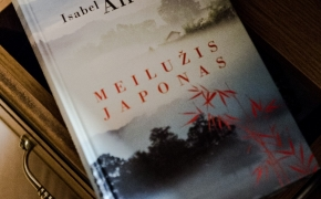 """Isabel Allende """"Meilužis japonas"""""""