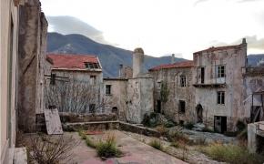 Italijos kalnų miestelis – Balestrino