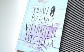 VIENINTELĖ ISTORIJA — Julian Barnes