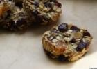 Kitokie avižiniai sausainiai su džiovintais vaisiais