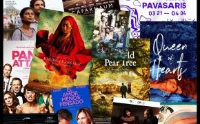 Kino pavasaris 2019: Maištingos sielos filmų sąrašas (rekomendacijos, rekomenduojami filmai)