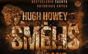 Hugh Howey. Smėlis.