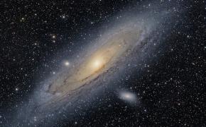 Astronaujiena. Didelės ir mažos galaktikos – tokios skirtingos, bet ir tokios panašios