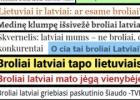 Broliai latviai