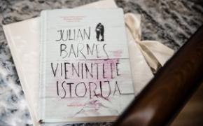"""Julian Barnes """"Vienintelė istorija"""""""