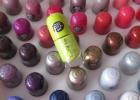 Essence shine last & go! gel nail polish nagų lakai*