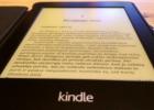 Elektroninis skaitymas su Kindle Paperwhite