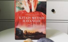 KITAIS METAIS HAVANOJE – Chanel Cleeton