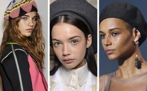 2019 pavasario – vasaros tendencijos: galvos apdangalai, skrybėlės ir kepurės
