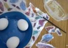 Dekupažas ant velykinių kiaušinių