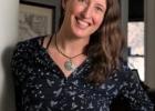 Rašytoja Kelly Barnhil – kovotoja prieš socialines problemas, mėgstanti magiją