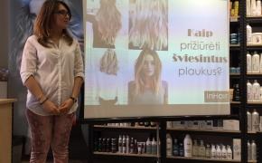 Inhair.lt Kaip prižiūrėti šviesius plaukus