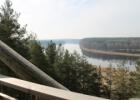 Vasargeliškio apžvalgos bokštas/Vasargelišķu skatu tornis. Latvija