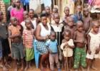 Būdama vos 36-erių, moteris iš Ugandos pagimdė jau 44 vaikus