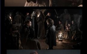 Sostų karai (Game of Thrones): S08E03 emocijos po aštunto sezono trečiosios serijos