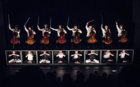 """Festivalis """"Naujasis Baltijos Šokis"""": spektaklio """"Bolero-Extended"""" apžvalga"""