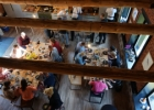 Apie vakarienę, kurią Deivydas Praspaliauskas su garsiais Latvijos šefais surengė Latvijos nacionaliniame parke
