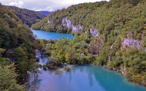 Diena rojuje – Plitvicos ežerai Kroatijoje