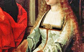 Karalienė Izabelė I-oji ir šachmatų karalienė