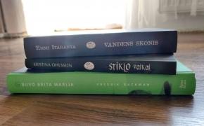 """""""Vandens skonis"""" ir """"Vandens istorija"""" – dvi knygos apie pasaulį, kokiame galime atsidurti"""