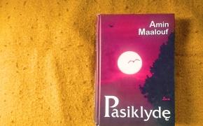 """Amin Maalouf """"Pasiklydę"""""""