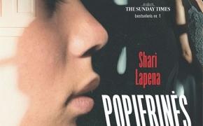 """1043(69) Shari Lapena """"Popierinės sienos"""""""