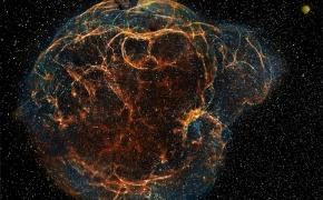 Astronaujiena. Planetų medžiotojas padėjo ištirti neįprastą supernovą