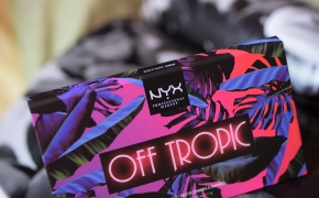 NYX PROFESSIONAL MAKEUP Off Tropic šešėlių paletė