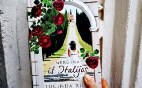 MERGINA IŠ ITALIJOS — Lucinda Riley