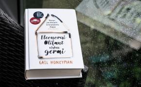 """Gail Honeyman """"Eleonorai Olifant viskas gerai"""""""