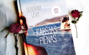 KARŠTAS PIENAS – Deborah Levy