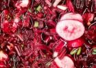 Jaunų burokėlių kimči