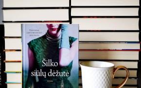 ŠILKO SIŪLŲ DĖŽUTĖ – Susan Meissner