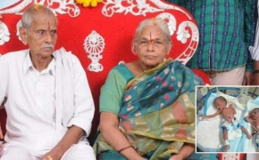 74-erių metų indė tapo seniausia gimdyve pasaulyje