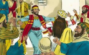 Daugiau Įvaizdžių ir šešėlių, Joasas, dvigubai už mūsų nuodėmes