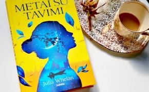 METAI SU TAVIMI — Julia Whelan