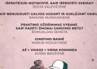 """Kaune sekmadienį – paroda """"Esu mama"""""""