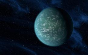 Astronaujiena. Vanduo nedujinės egzoplanetos atmosferoje