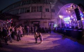 Loftas Fest'19: šeštadienio meditacija, menas ir rocko anarchija