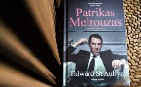 """Edward St Aubyn """"Patrikas Melrouzas"""""""