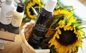 """Apžvalga: """"John Masters Organics"""" šampūnas su nakvišų aliejumi + išbandyti mini produktai"""